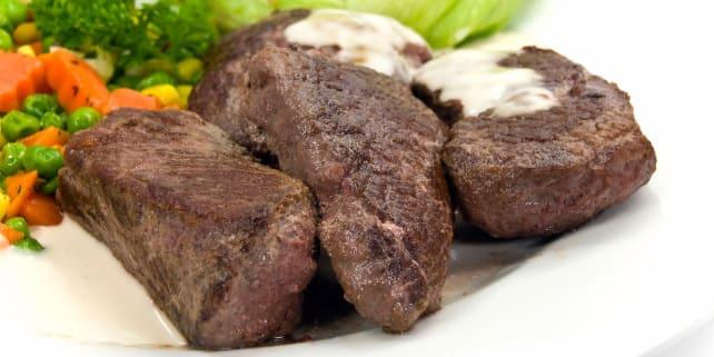 Ostrich Steaks