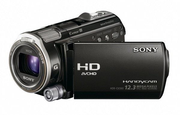 Product Image - Sony Handycam HDR-CX560V
