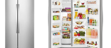 Kenmore 41173 side by side refrigerator   hero 2