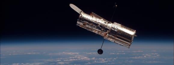 Hubble space telescope hero 1