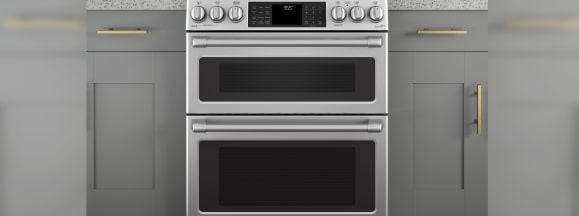 Double oven range hero2