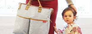 Diaper bag hero