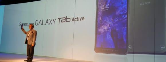Samsung ifa 2014 galaxy tab active hero
