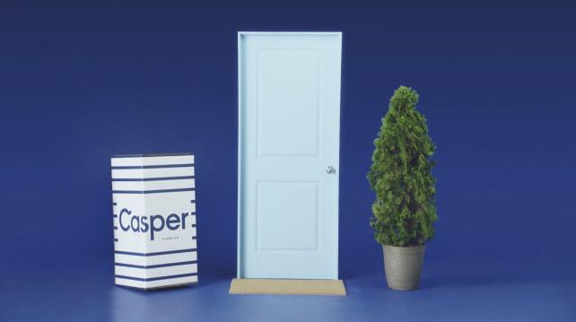 casper mattress delivery