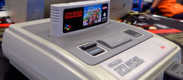 Super nintendo snes hero 2