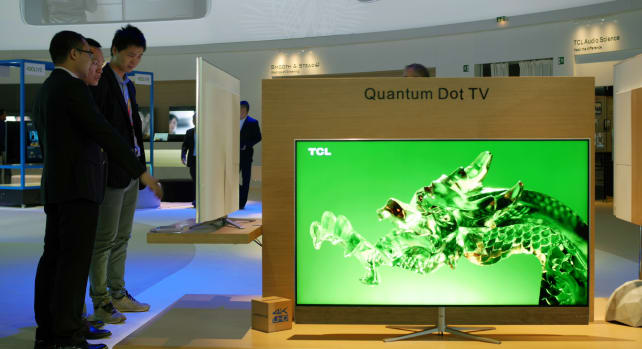TCL A9 Quantum Dot TV