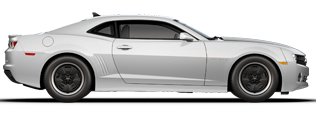 Product Image - 2013 Chevrolet Camaro Coupe 1LS