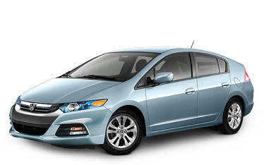 Product Image - 2013 Honda Insight EX