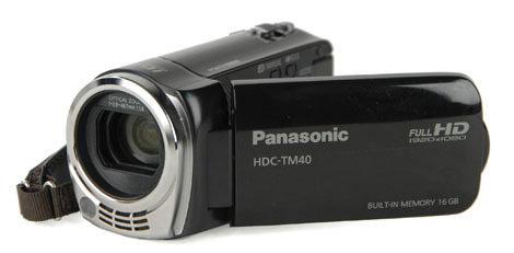 Product Image - Panasonic HDC-TM40