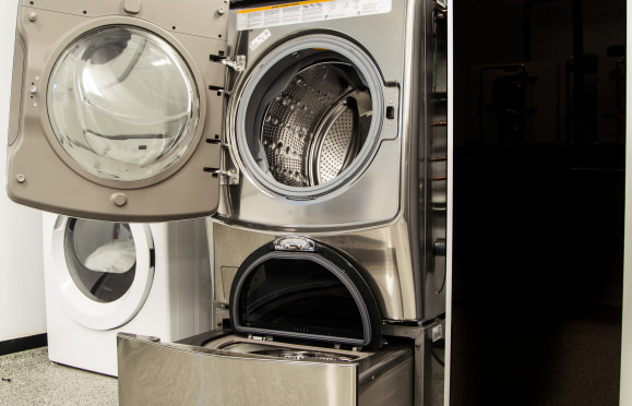 Lg Twinwash Puts A Washer Under Your Washer Reviewed Com