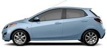 Product Image - 2013 Mazda Mazda2 Touring