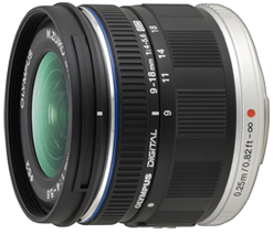 Product Image - Olympus M.Zuiko ED 9-18mm f/4.0-5.6