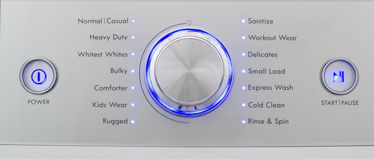 The Best Washing Machines Of 2018 Reviewed Com Laundry