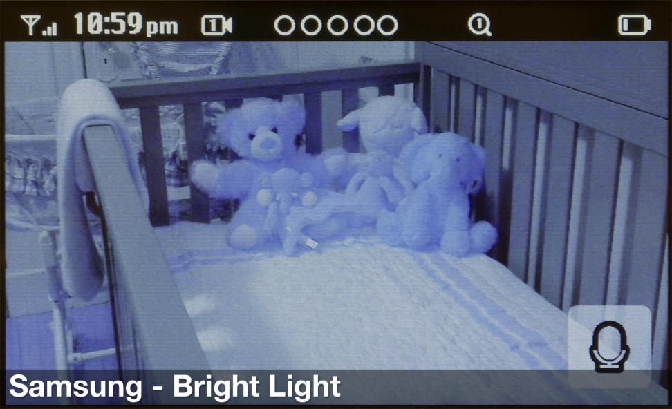 Samsung BrightVIEW - Bright Light Image Quality