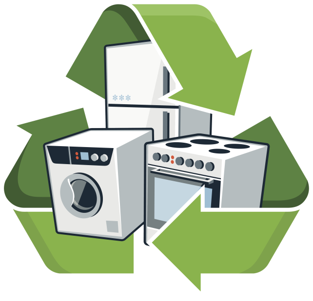How to dispose of old appliances - Reviewed.com Ovens
