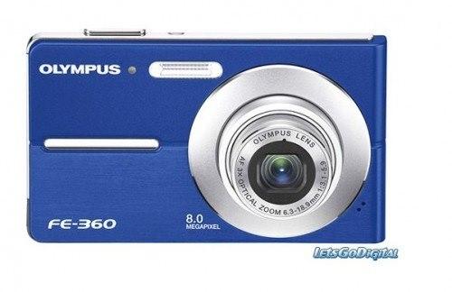Product Image - Olympus FE-360