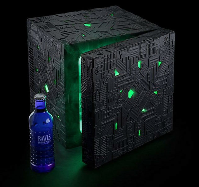Borg Mini Fridge