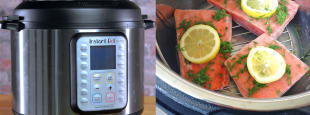 Instant pot frozen recipes