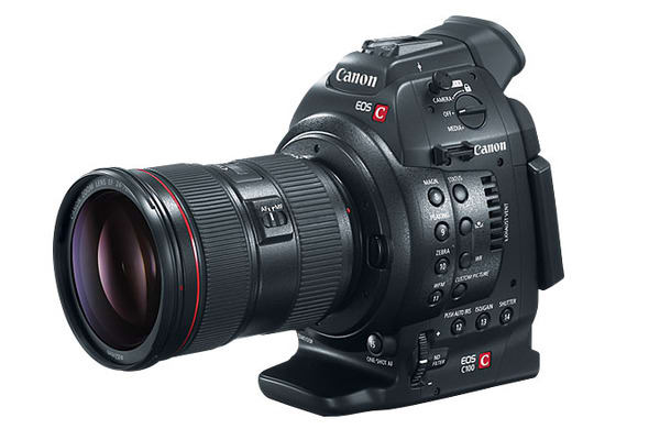 Product Image - Canon EOS C100