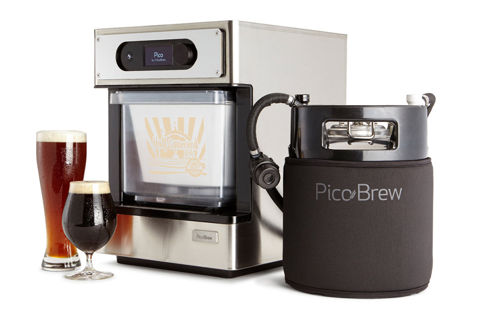 Pico Craft Beer Brewing Appliance