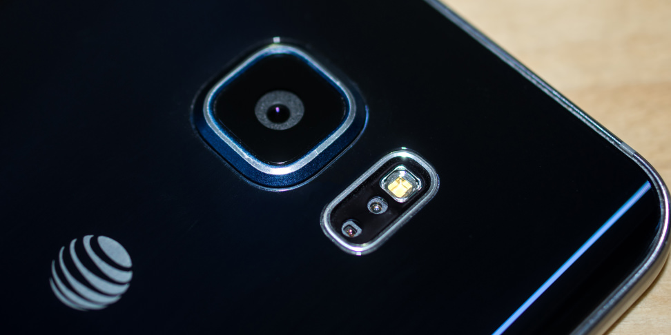 Samsung Note 5 Camera