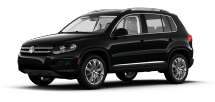 Product Image - 2012 Volkswagen Tiguan SE with Sunroof & Navigation