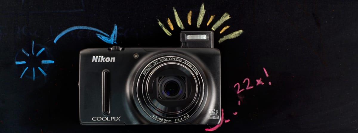 Nikon Coolpix S9500 Digital Camera Review