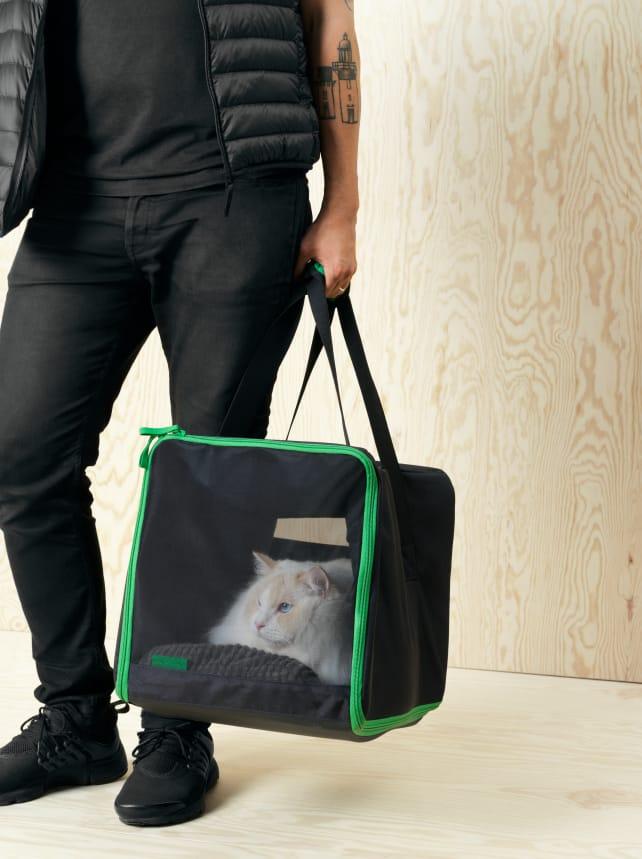Ikea-pet-carrier