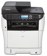 Product Image - Ricoh  Aficio SP 3510SF