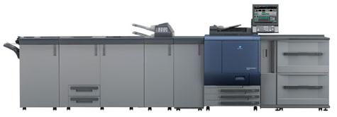Product Image - Konica Minolta  bizhub PRESS C7000P