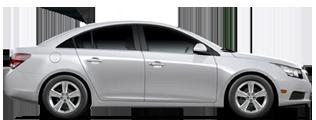 Product Image - 2013 Chevrolet Cruze 2LT Auto