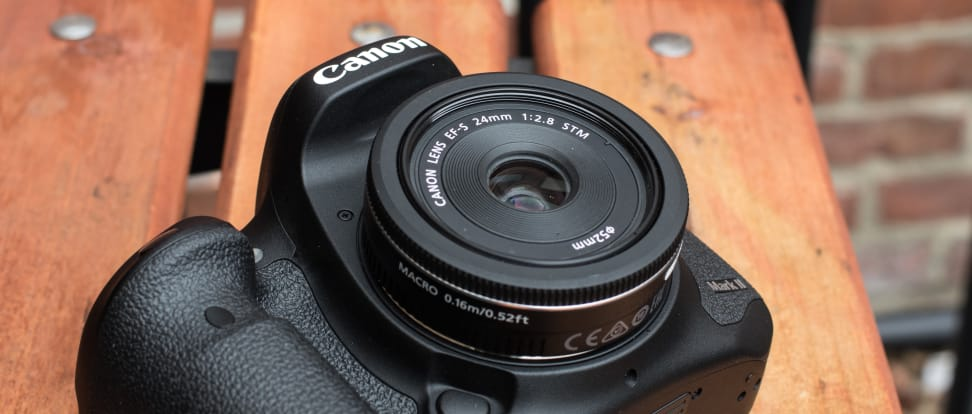 Product Image - Canon EF-S 24mm f/2.8 STM