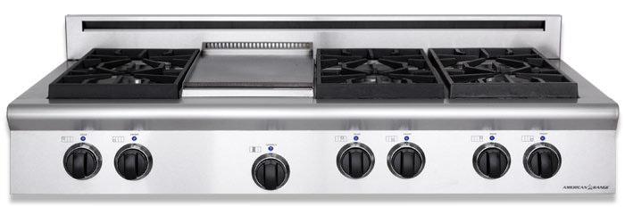 Product Image - American Range Legend Series ARSCT486GDN