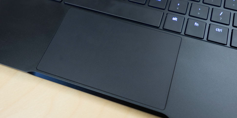 Razer Blade Stealth late 2016 trackpad