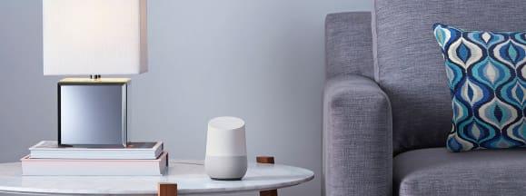 Google home living room