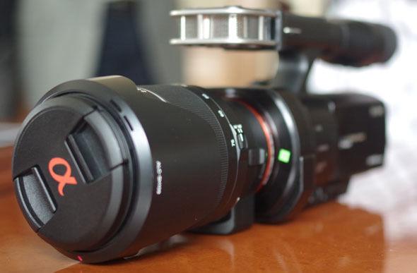 Product Image - Sony  Handycam NEX-VG900