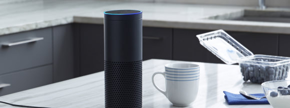 Amazon echo kitchen