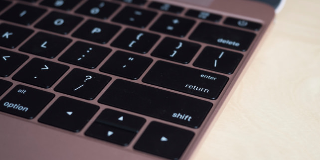 Apple MacBook Keyboard